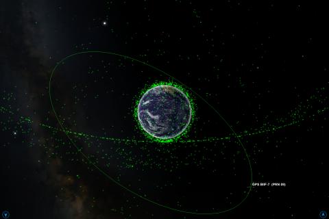 Orbit view 2